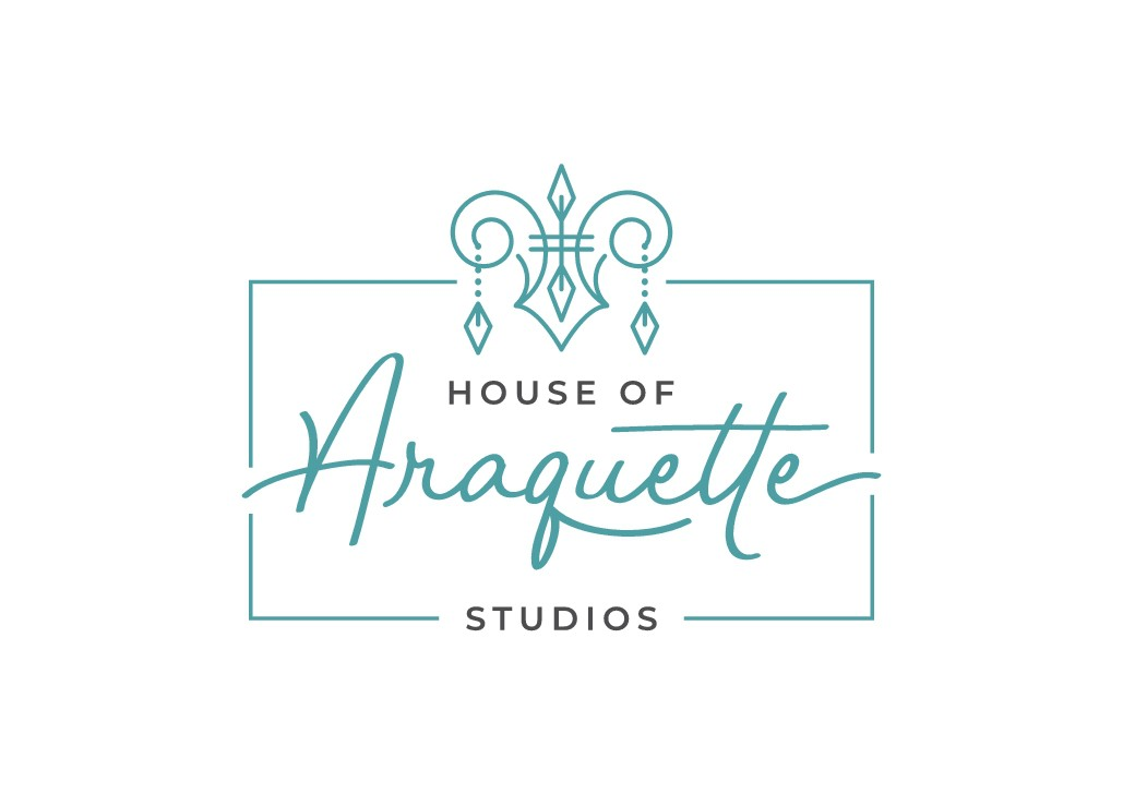 ISO Memorable Logo for Interior Design firm - House of Araquette Studios