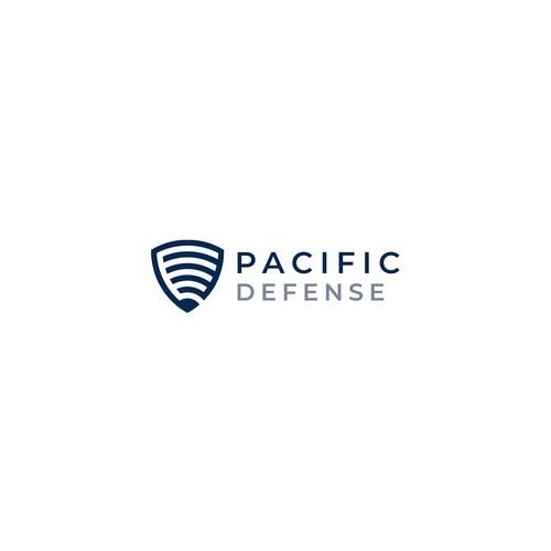 Logo Design for Pacific Defense