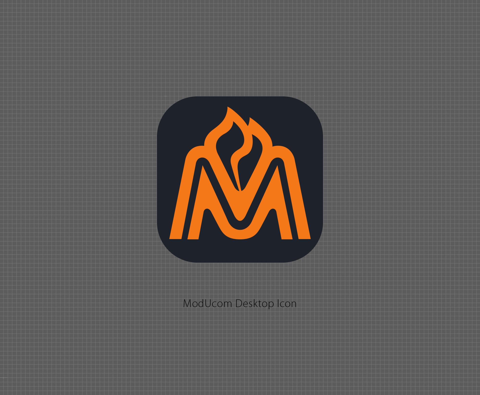 ModUcom Desktop Icon
