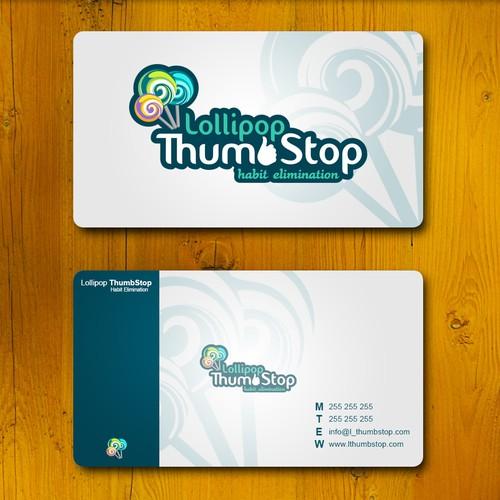 Lollipop ThumbStop