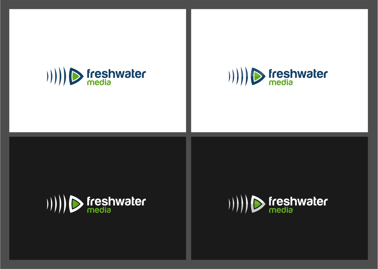 New logo wanted for FRESHWATER MEDIA