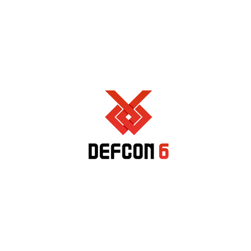 created Logo design branded on top quality Apparel for Defcon 6