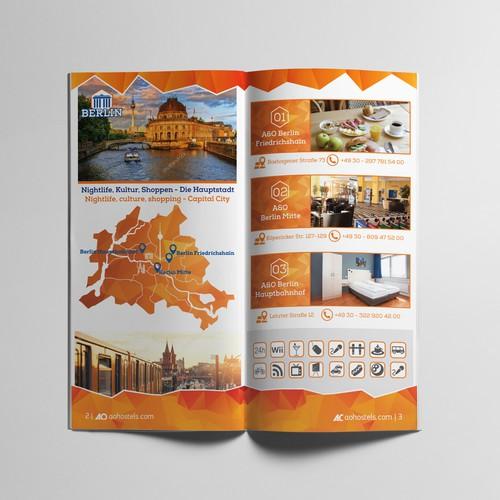 Hotels Brochure