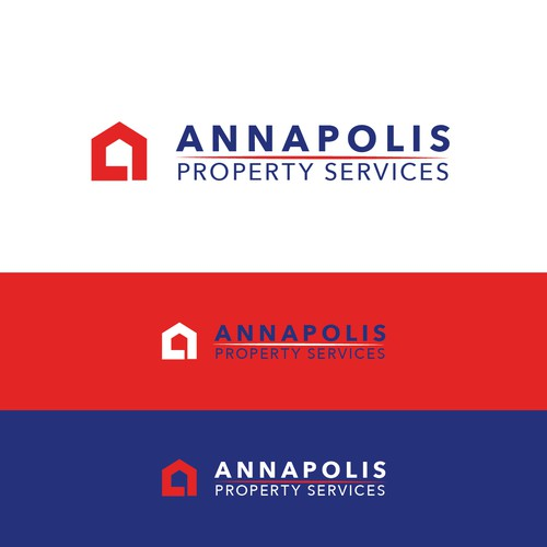 Strong logo for property management