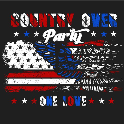 Country Over Party