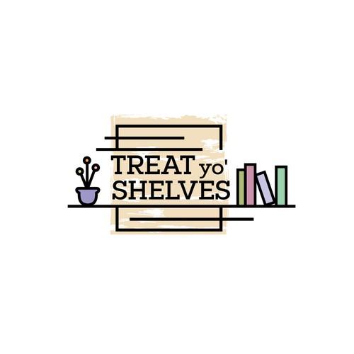 Treat yo' Shelves Logo