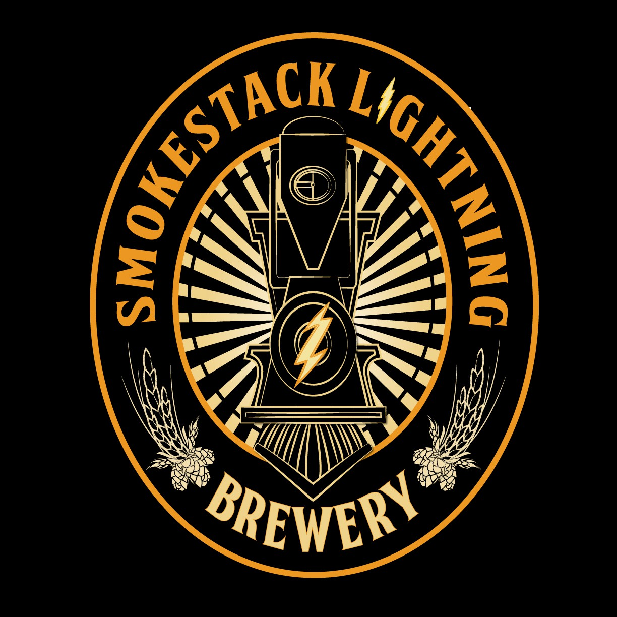SMOKESTACK LIGHTNING BREWERY needs a new logo
