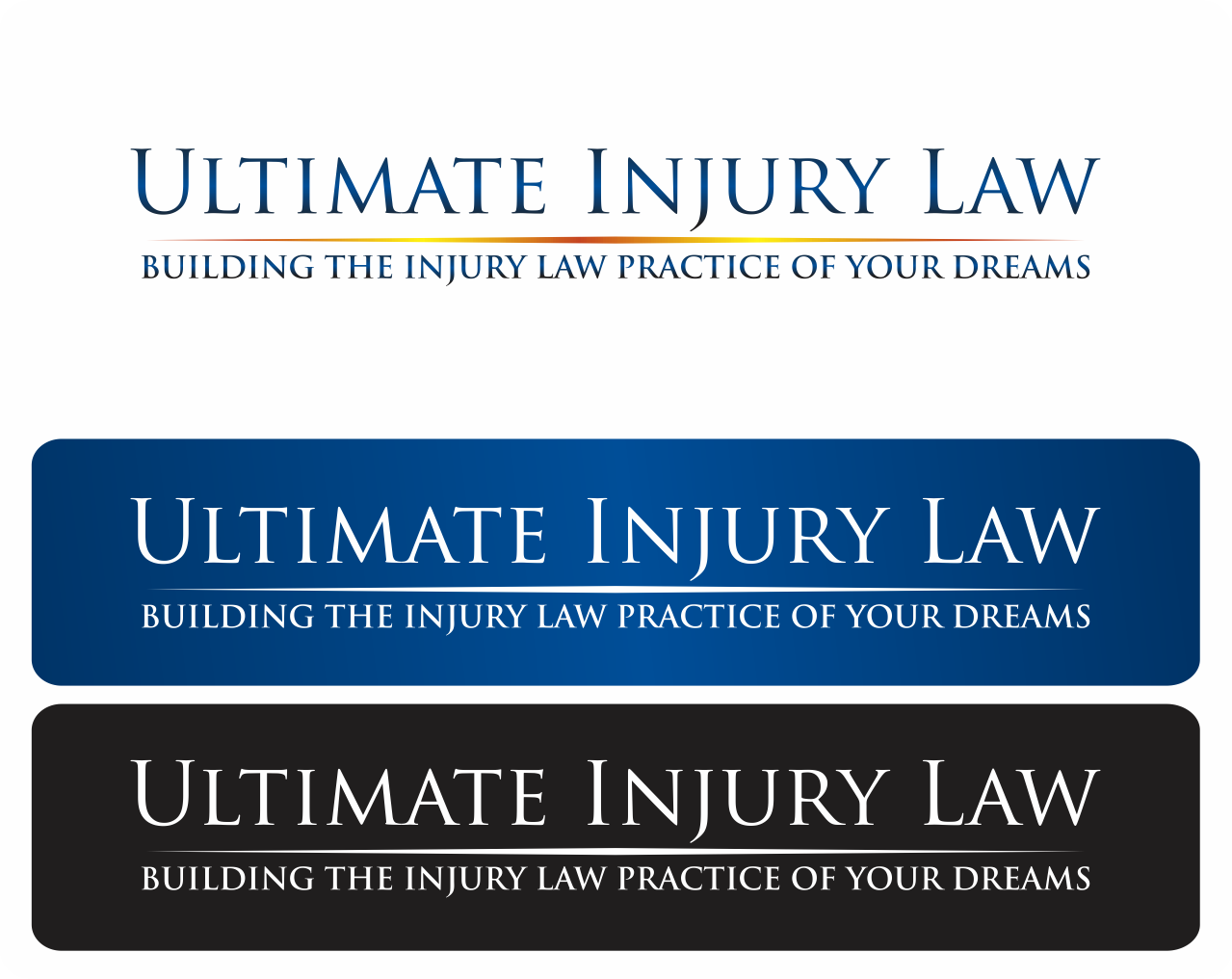 logo for Ultimate Injury Law