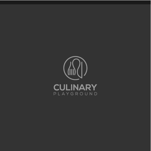forks, spoons and knives logo design concept