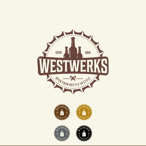 Logo for WESTWERKS llc