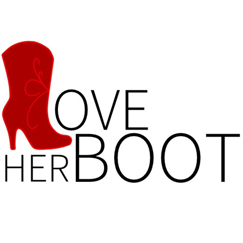 Logo for boot company