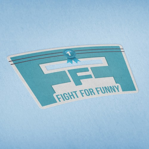 Fight For Funny, funny video website, needs a new fun logo
