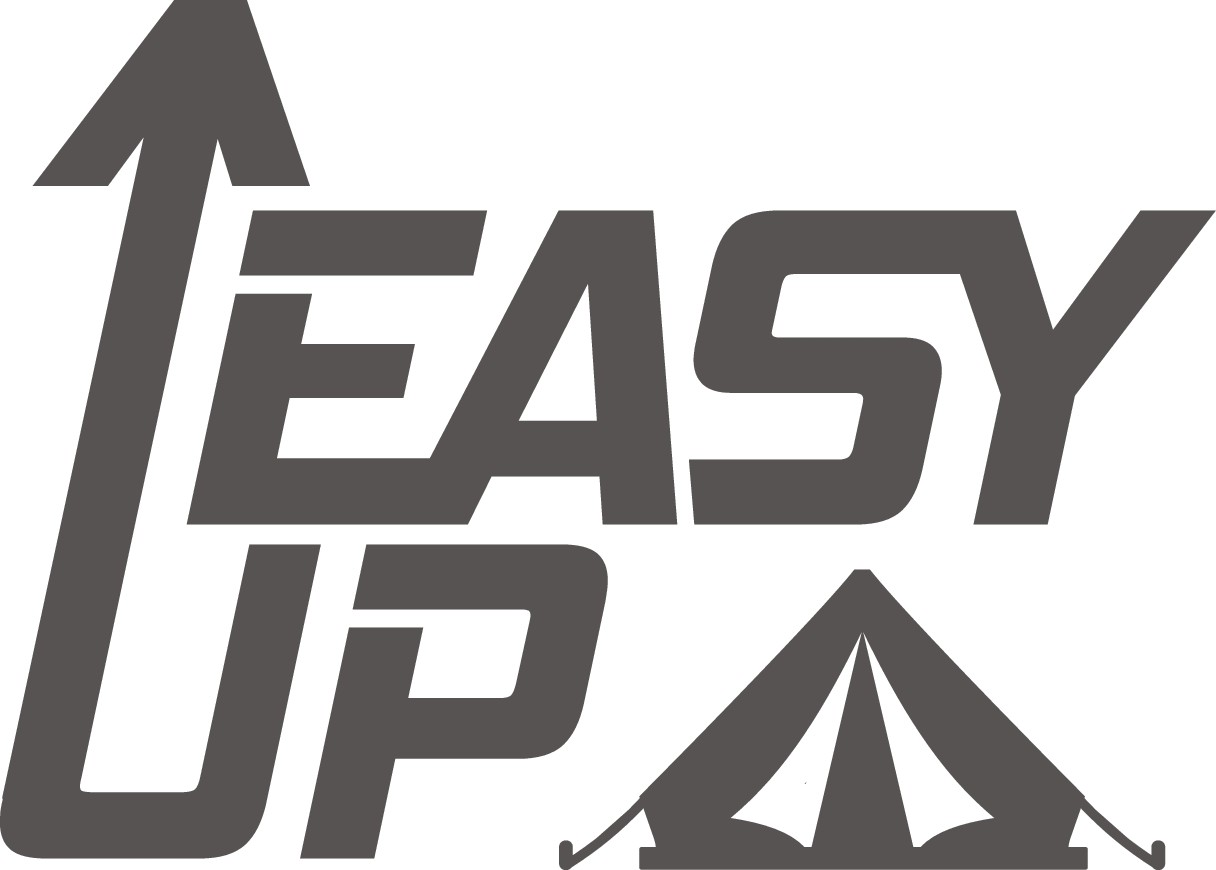 EASY UP LOGO FOR CAMPING