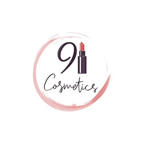 Logo concept for 91 Cosmetics