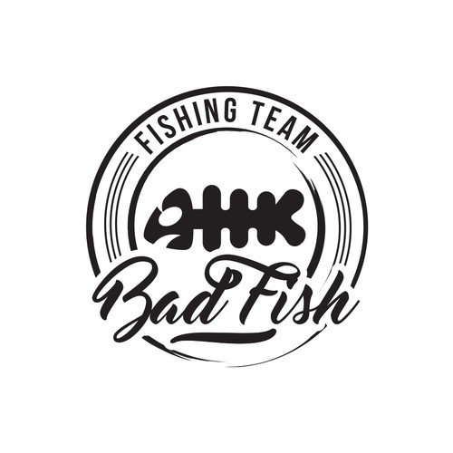 Logo for a Fisher's Team
