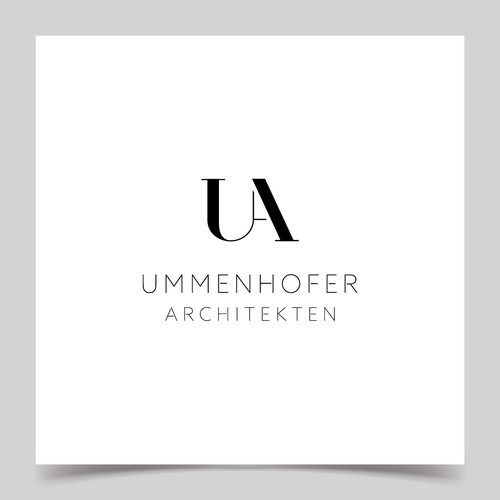 Established architecture firm requires a sophisticated, yet simple logo