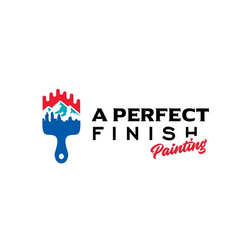 A PERFECT FINISH painting