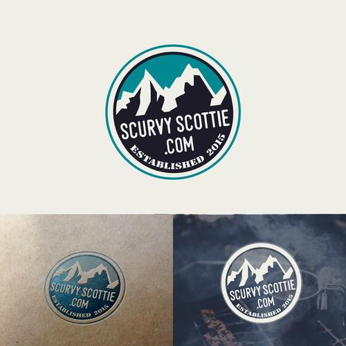 Logo for travel blog