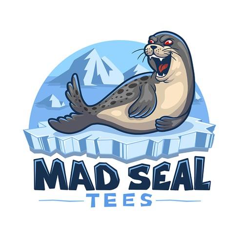 Mad Seal Tees