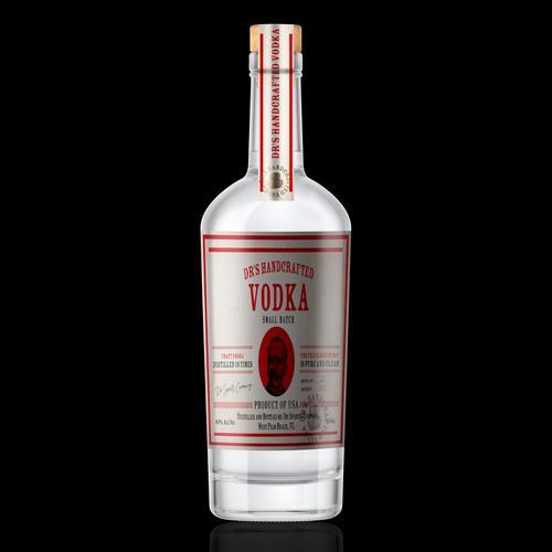 Vodka-Packaging Design