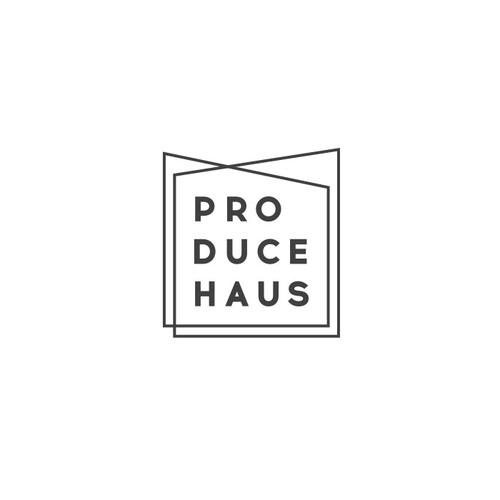 Produce Haus logo design