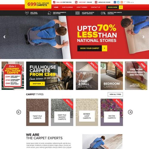 Carpet service providers