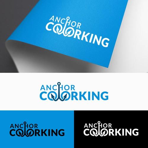 Anchor Coworking - logo