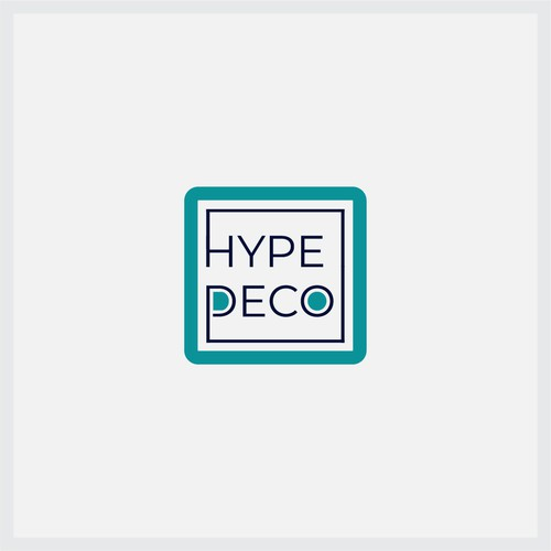 A Luxury Home Decore Brand Logo - HypeDeco