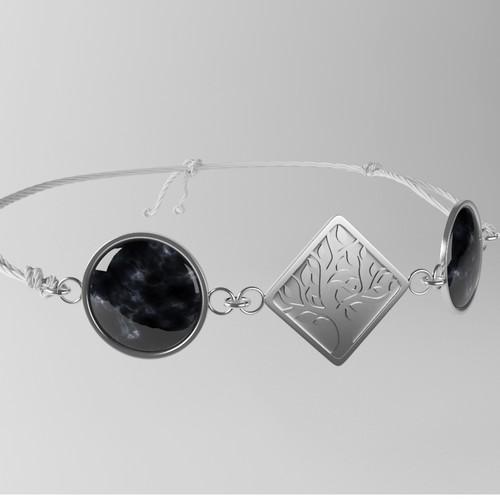 Design a trendy and valuable bracelet