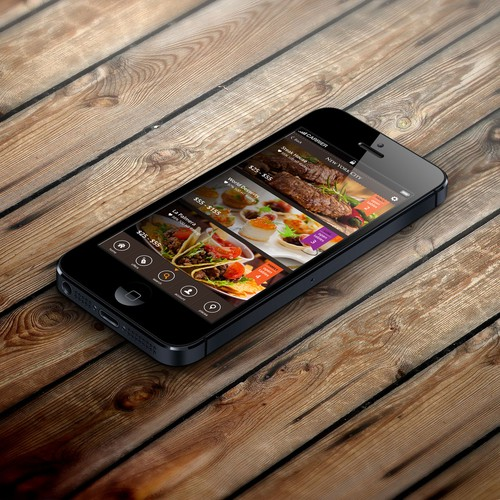 booking restaurant app