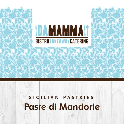 Create the next product packaging for DA Mamma