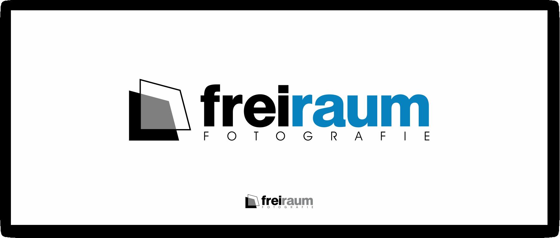 Create the next logo for Freiraum Fotografie GmbH & Co KG