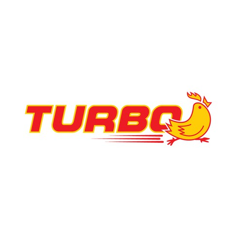 Fast Food Chicken Logo