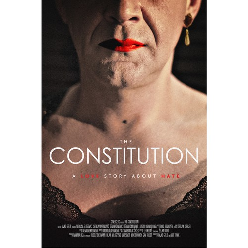 Movie poster for The Constitution