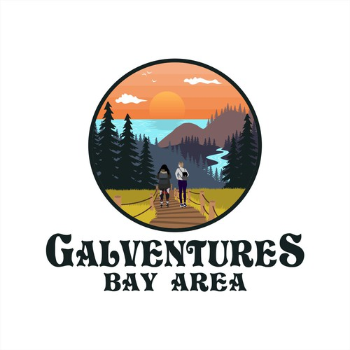 logo travel Galventures Bay Area