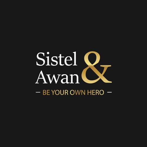 Conception de logo pour Sistel&Awan