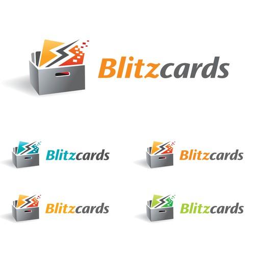 Flash Card Learning Platform Logo