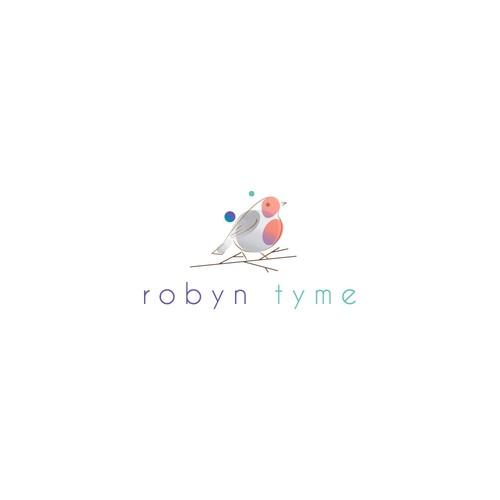 Robyn tyme logo