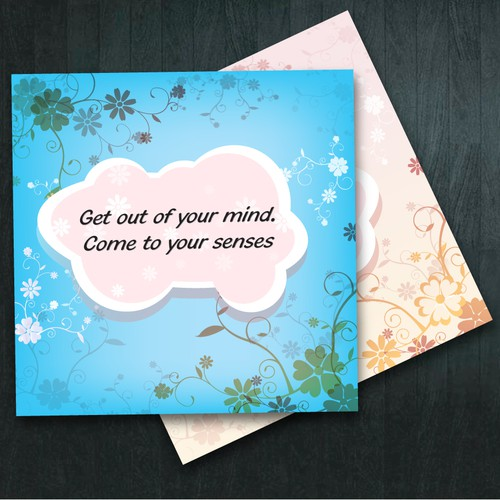 Design 2 Small Reminder Cards-  Winner will get ongoing work!