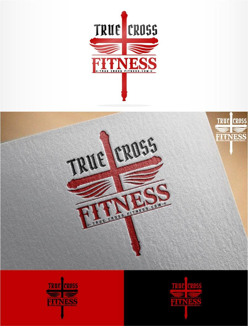 Creating a symbol that will be noticed in the Christian fitness Community