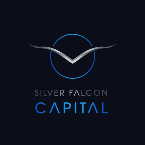 Silver Falcon Logo