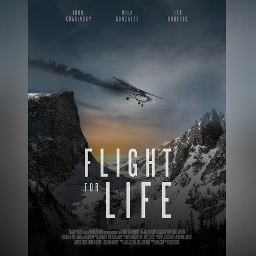 Movie Poster for Flight for Life
