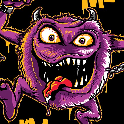 fury monster