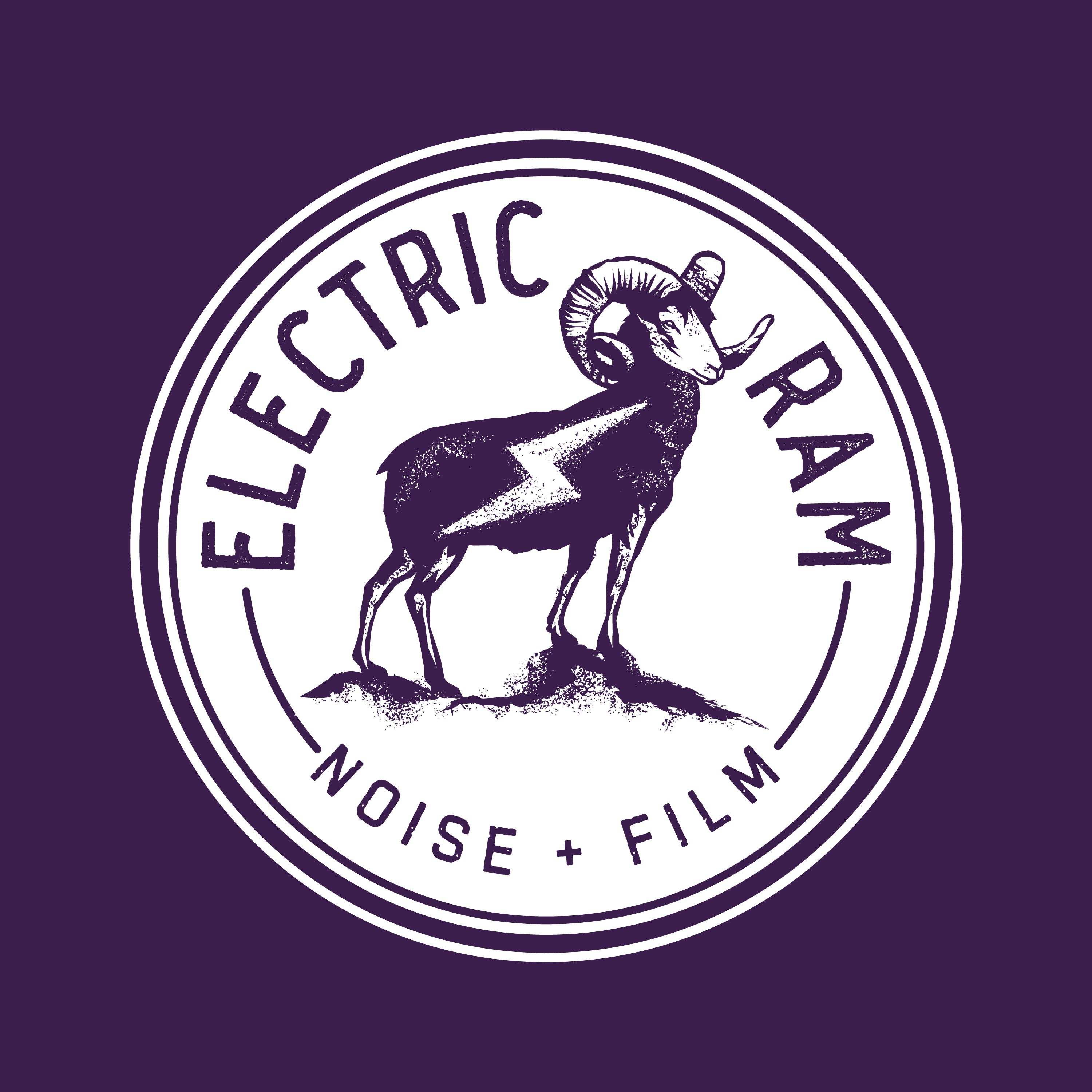 Electric Ram: Build a brand for a recording studio and A/V production company