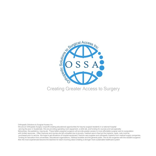 ossa logo concept