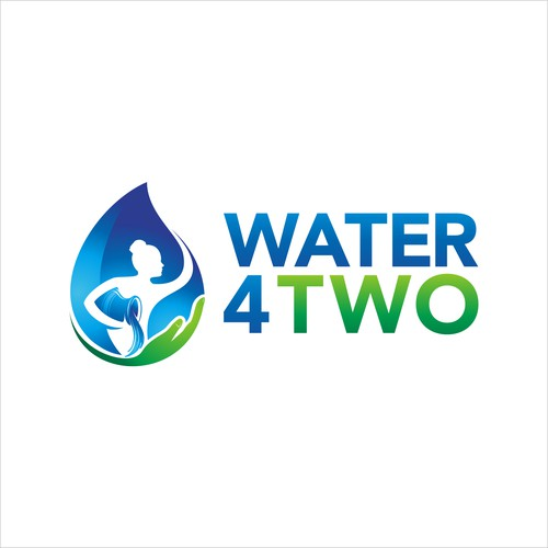 water 4 two logo