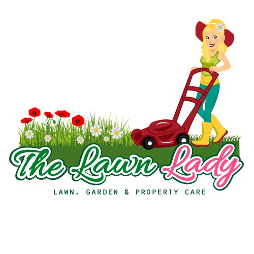 Create a unique brand in Lawn & Garden Care:  The Lawn Lady