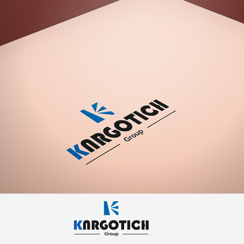 """Create a modern but classy logo for a property investment company called """"Kargotich Group"""""""