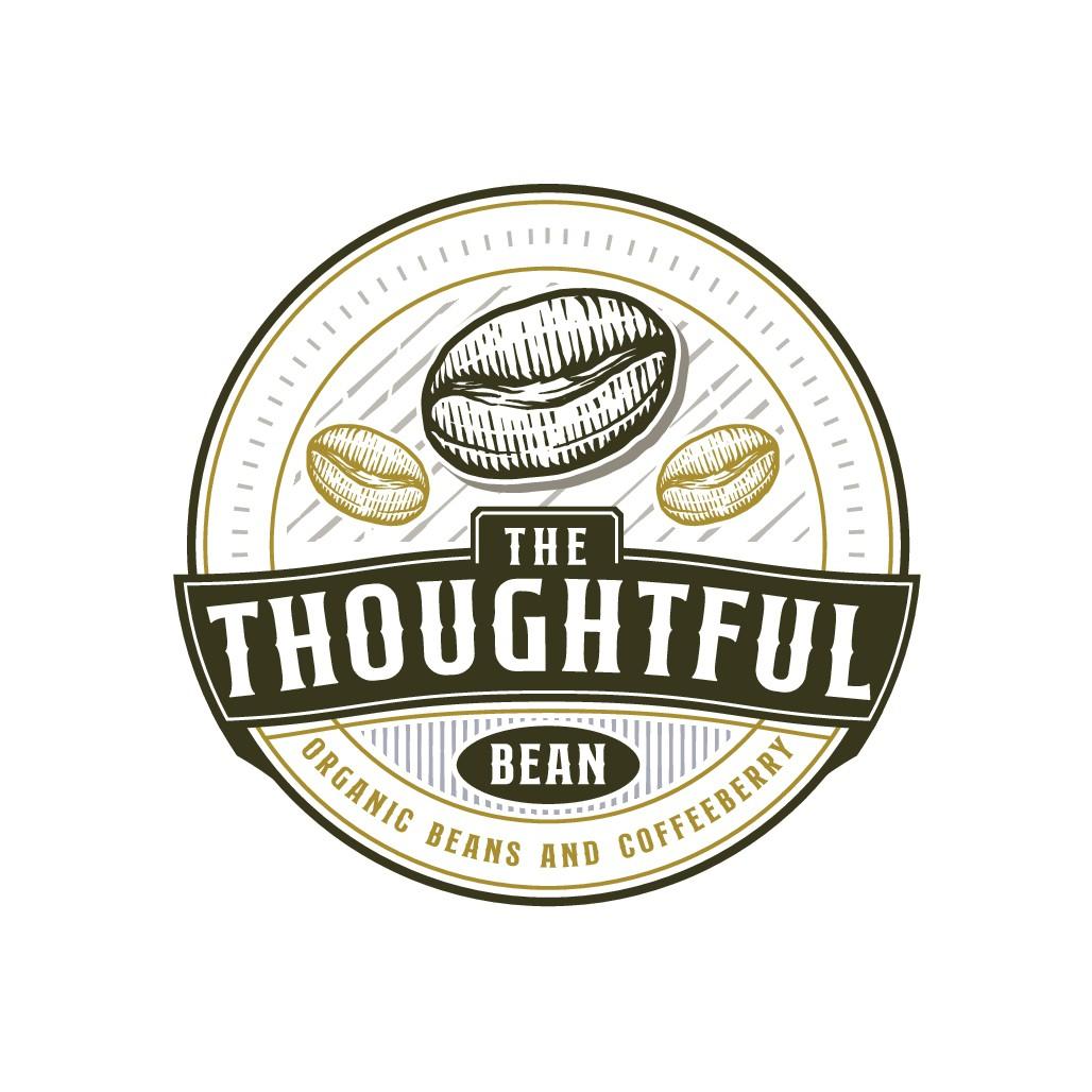 The Thoughtful Bean Logo