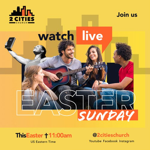 WATCH LIVE: Easter Sunday